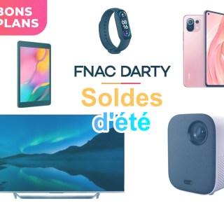 Fnac et Darty : les soldes font baisser les prix des meilleurs produits Tech