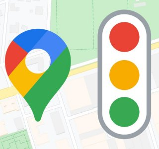 Google Maps: les feux tricolores débarquent en Europe pour rattraper Apple
