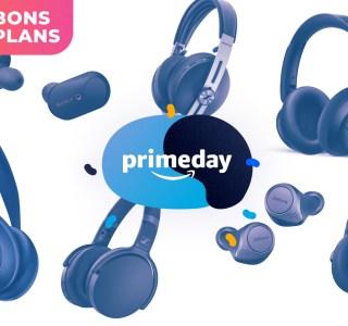 Les meilleurs casques et écouteurs sont à prix réduit pour le Prime Day