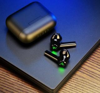 Razer Hammerhead True Wireless X : un éclairage LED jusqu'aux oreilles
