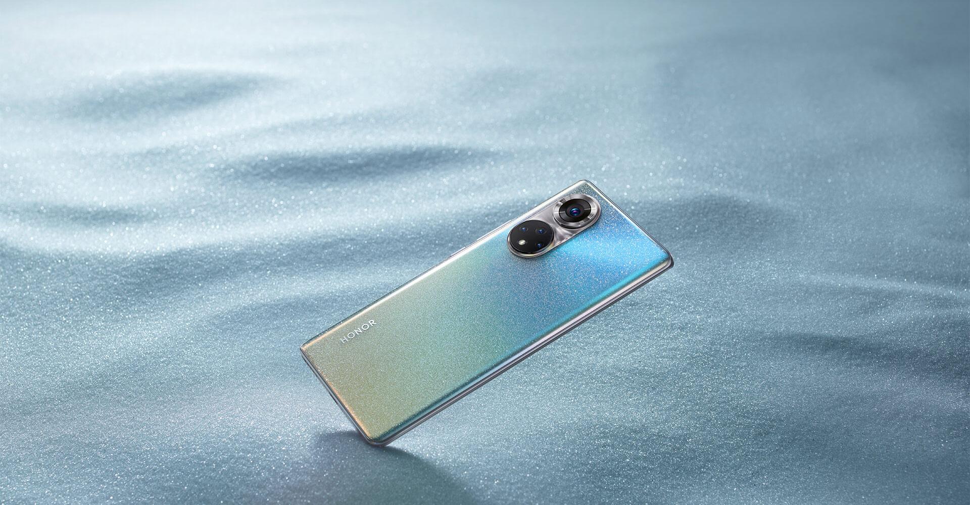 Honor 50, 50 Pro et 50 SE officialisés: des services Google et un look à la Huawei