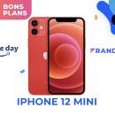 Amazon casse le prix de l'Apple iPhone 12 mini pour son Prime Day