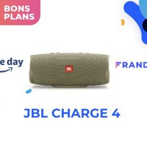 JBL Charge 4 : l'enceinte idéale pour votre été est en promotion sur Amazon