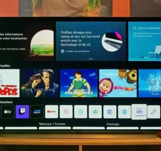 L'excellente TV LG OLED55C1 profite actuellement de 200 € de réduction
