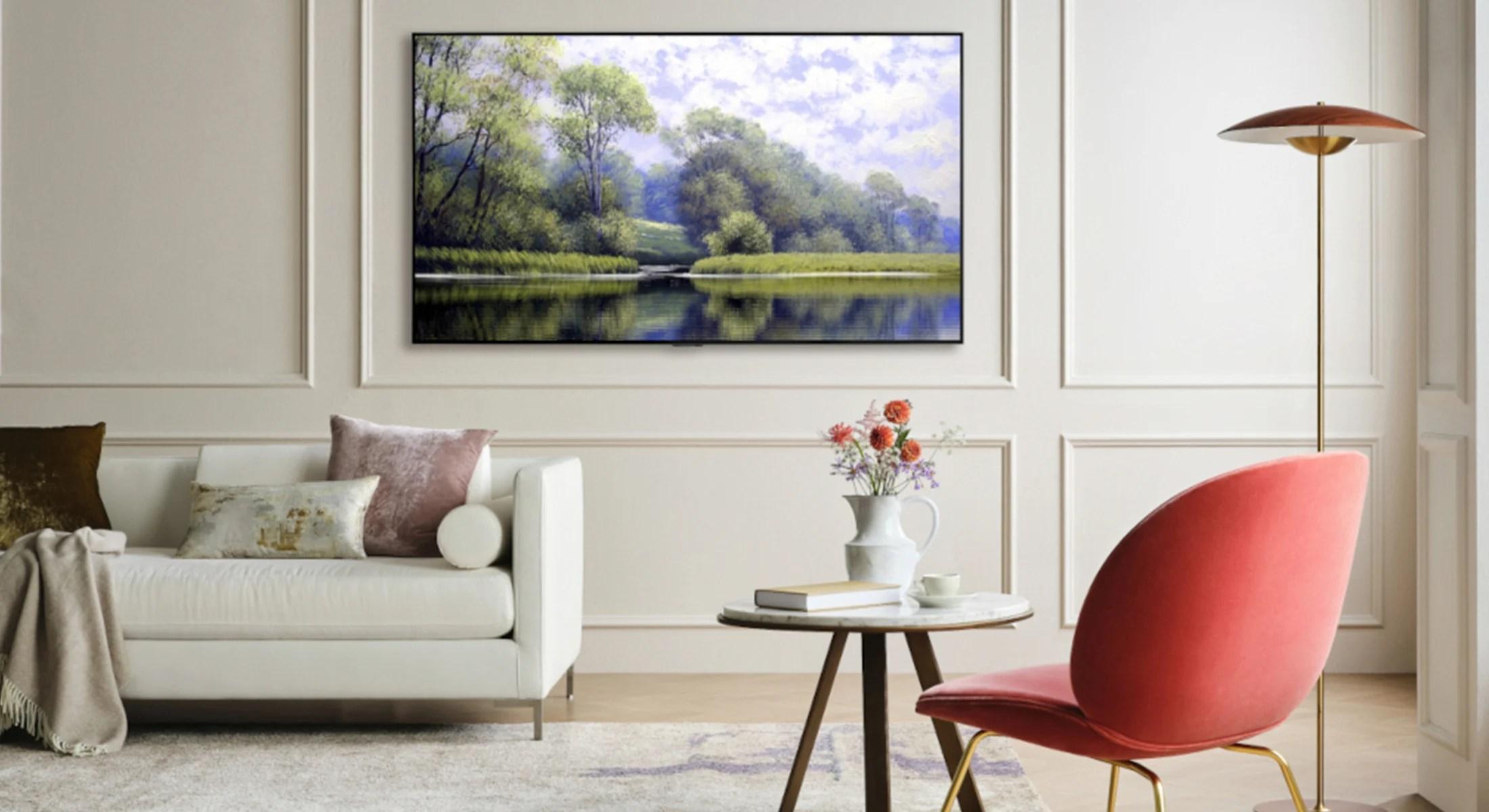 TV 4K OLED : la LG 55G1 (avec HDMI 2.1) coûte aujourd'hui 600 € de moins