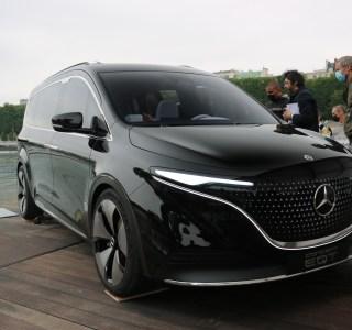 Mercedes EQT Concept : découverte du futur ludospace électrique allemand