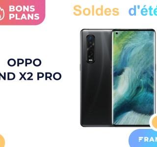 Le Oppo Find X2 Pro tombe presque à moitié prix pendant les soldes