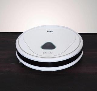 Test du Trifo Max : l'aspirateur robot qui garde un œil sur votre intérieur