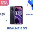 Realme 8 : ce smartphone compatible 5G est à seulement 170 € pour le Prime Day