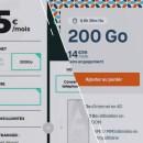 Forfaits 4G : entre 100 et 200 Go pour des prix canons chez RED et B&YOU