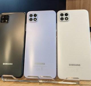Samsung Galaxy A22 officialisé: OLED ou 5G, il faut choisir