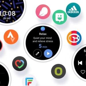 Samsung One UI Watch : Wear OS sur les Galaxy Watch (Active) 4, c'est confirmé