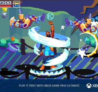 Xbox Game Pass : Space Jam et LeBron James s'invitent en avant-première