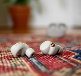Test des Sony WF-1000XM4 : les meilleurs écouteurs sans fil du marché