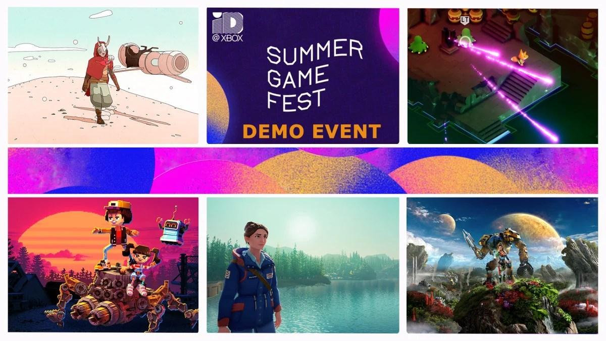 Xbox Summer Game Fest Demo Event : plus de 40 jeux sont à tester gratuitement