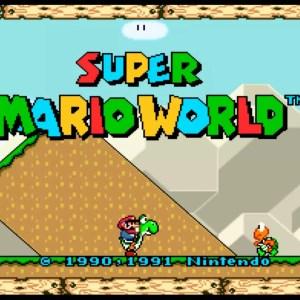 Super Mario World prend un coup de jeune avec ce chouette mode16:9
