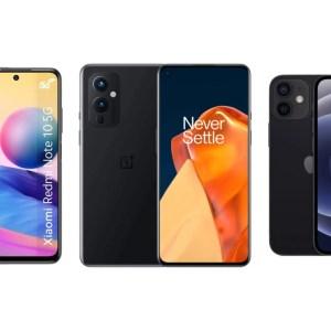 Apple, Xiaomi ou OnePlus : voici le TOP 3 des smartphones en promotion ce dimanche