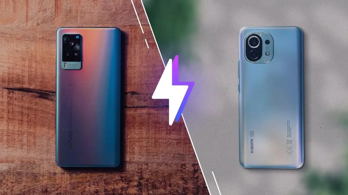 Vivo X60 Pro vs Xiaomi Mi 11 : lequel est le meilleur smartphone ?