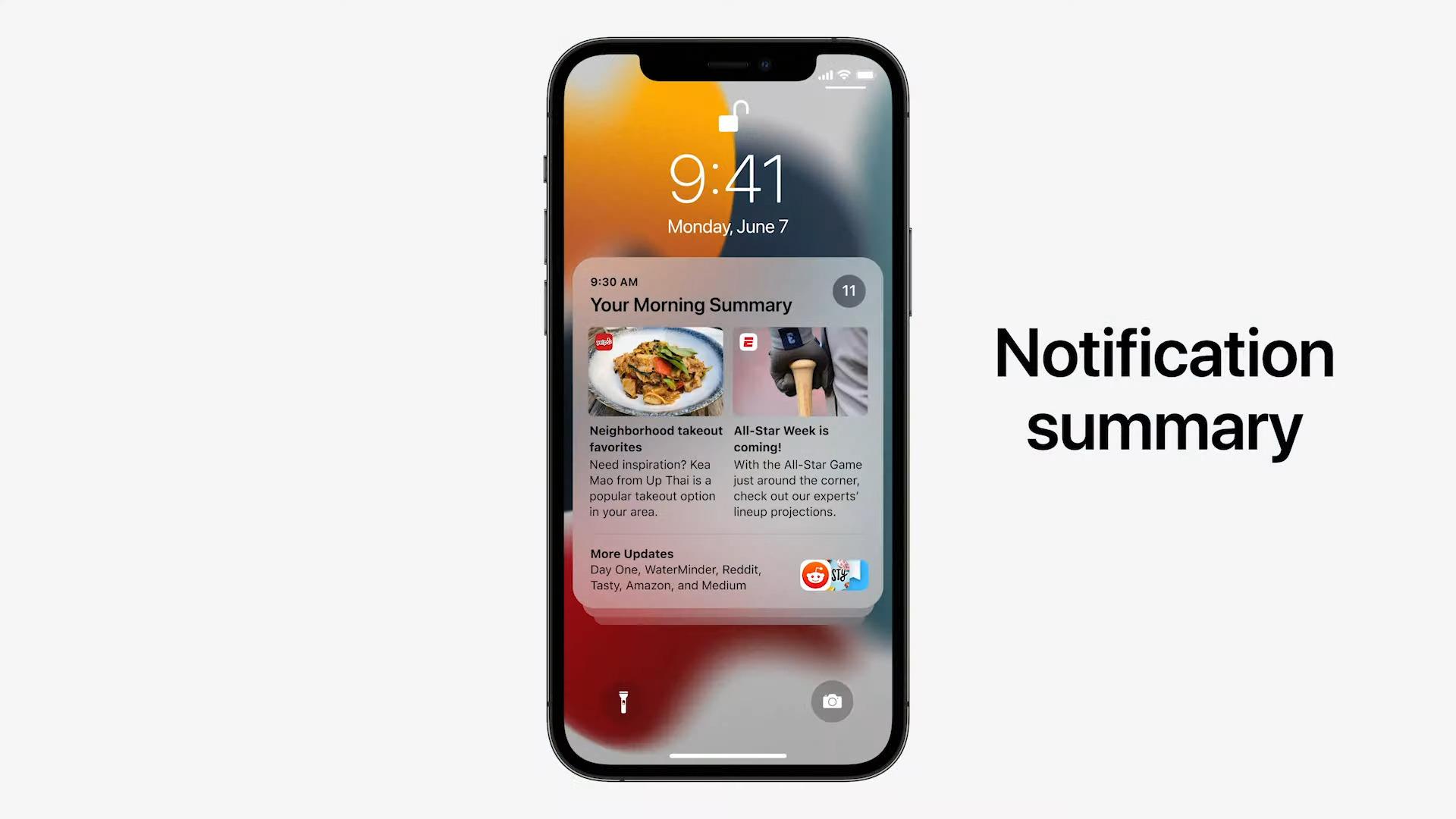 iOS 15 : ce qu'il faut savoir avant d'installer la bêta