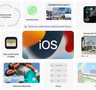 iOS 15 veut vous aider à vous concentrer sur ce qui importe vraiment