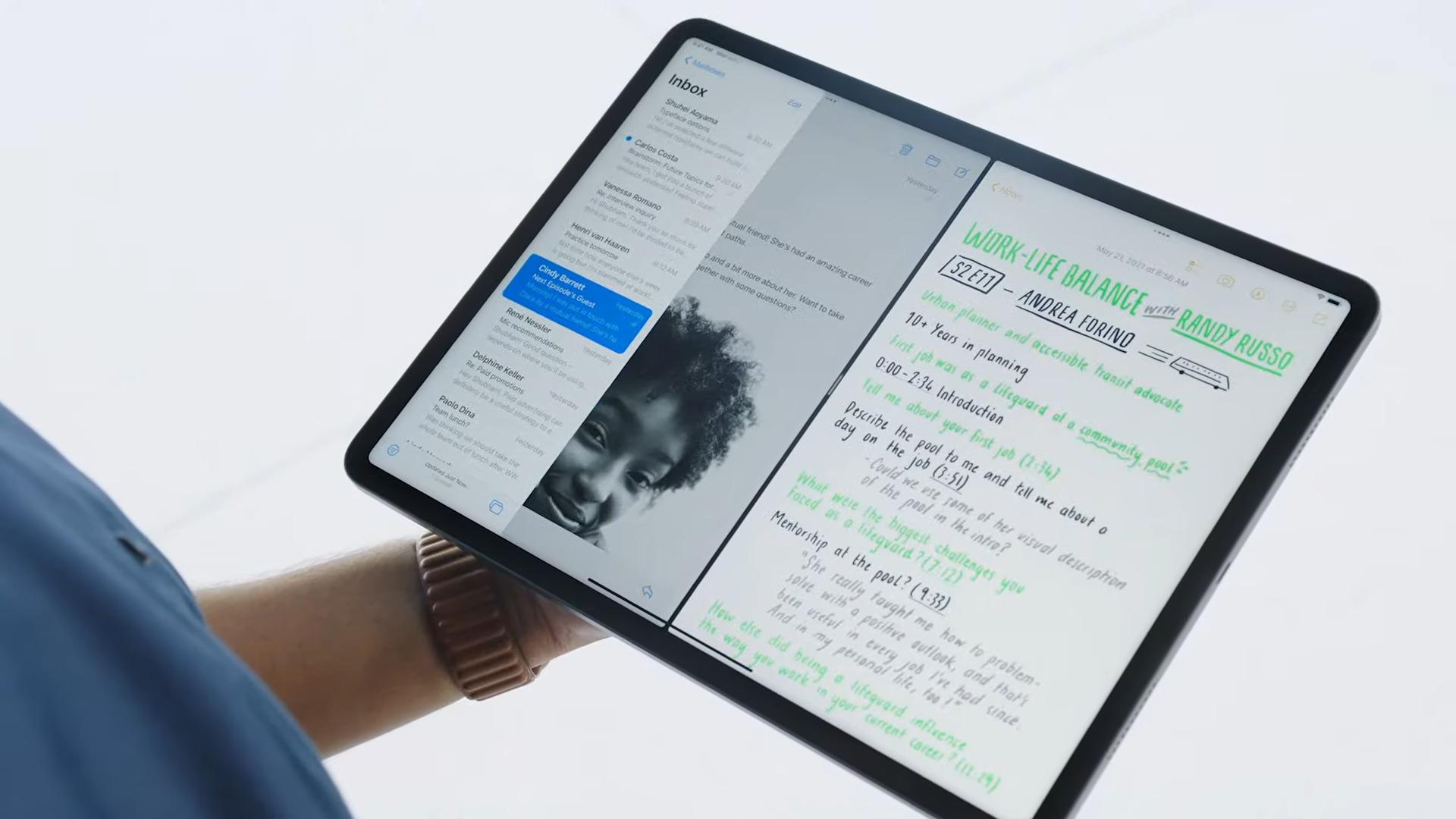 iPadOS et macOS : Apple met le paquet sur le multitâche