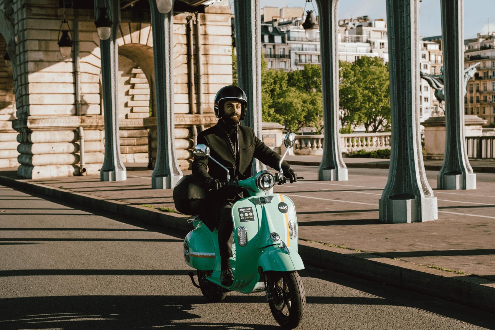 Yego lance ses scooters électriques à Paris: quel prix par rapport à la concurrence?