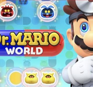 Dr. Mario World : fin des consultations le 1er novembre pour Nintendo