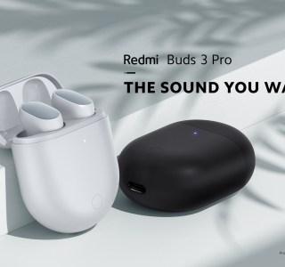 Xiaomi présente ses écouteurs Redmi Buds 3 Pro avec réduction de bruit active