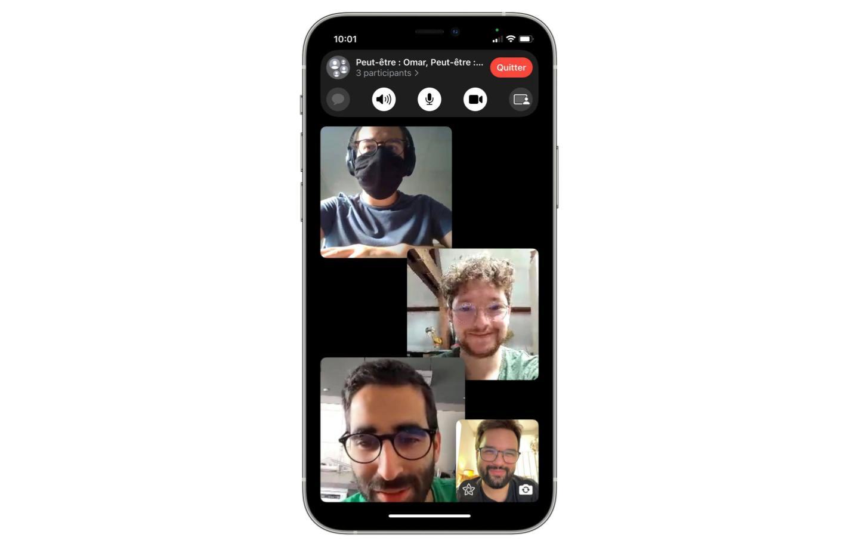 iOS 15 : FaceTime sur Android et Windows fonctionne enfin, voici comment le tester