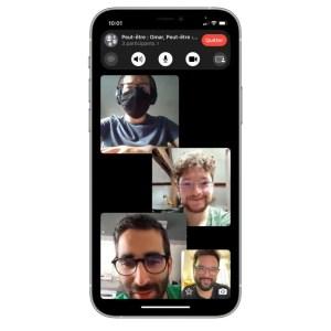 iOS 15 : FaceTime sur Android et Windows fonctionne enfin, voici comment ça fonctionne