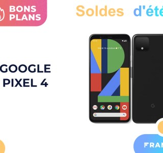 Le Google Pixel 4 avec son capteur Soli est de retour pour les soldes