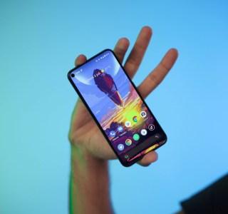 Le Google Pixel 5 n'attend pas les French Days pour baisser son prix