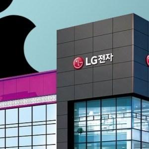 Face à son éternel rival Samsung, LG ne vend plus de smartphones Android mais des iPhone