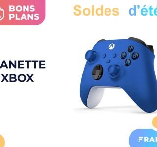 La manette sans fil Xbox est à un excellent prix pour le dernier jour des soldes