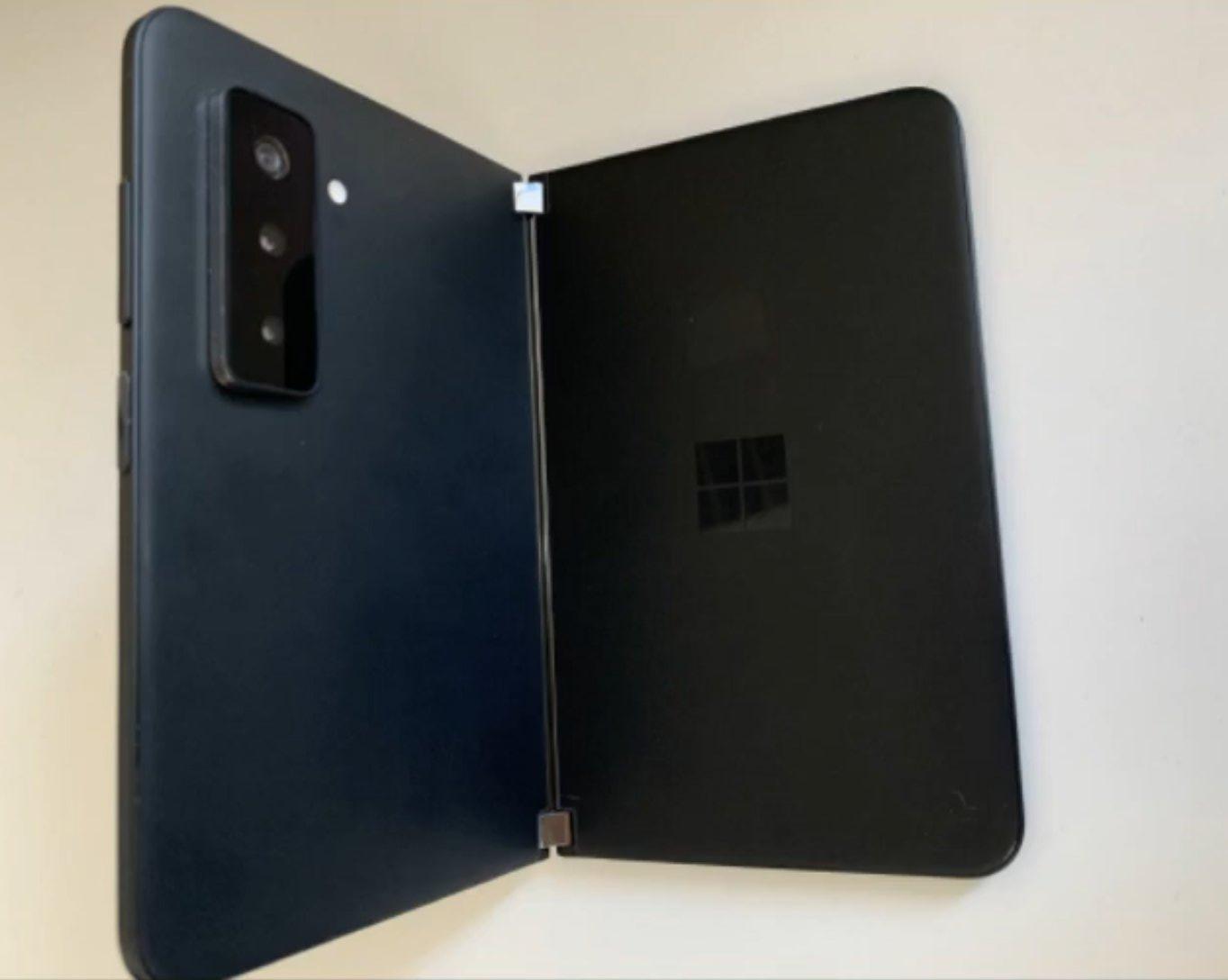 Le Microsoft Surface Duo 2 promet des photos de meilleure qualité que celles de sa fuite