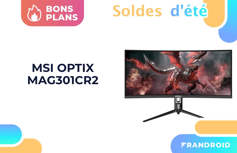 Cet écran MSI 30″, WFHD et 200 Hz devient une très bonne affaire pendant les soldes