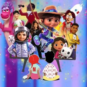 Netflix vient en aide aux parents pour le bien des enfants
