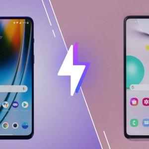 OnePlus Nord2 vs Samsung GalaxyA525G : lequel est le meilleur smartphone?