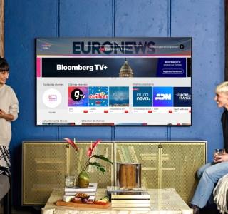 Samsung TV Plus : le service de TV en streaming est disponible sur Chromecast