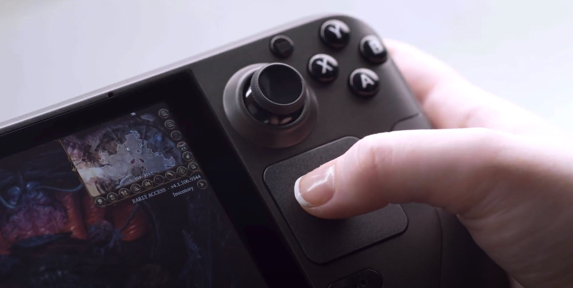 Steam Deck : Valve et AMD travaillent à faire tourner Windows 11 sur l'appareil