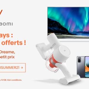 Xiaomi : ce code promo vous permet de bénéficier de 15 % de remise sur certains produits