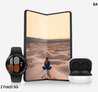 Samsung Store: découvrez les offres exclusives sur les Galaxy Z Fold3, Flip3 et sur les Galaxy Watch 4!