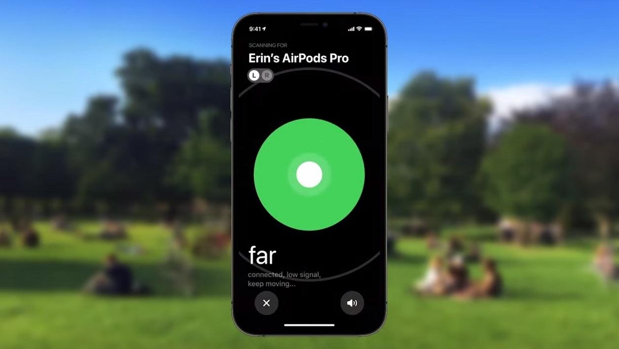 Apple: les AirPods Pro et Max bientôt aussi faciles à retrouver que des AirTags