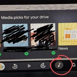 Android Auto vous suggère des musiques et des podcasts pour mieux garder les yeux sur la route