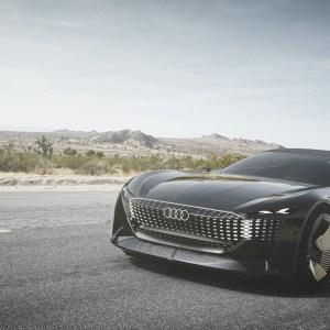 Audi Skysphere concept : un roadster électrique de luxe au design exceptionnel