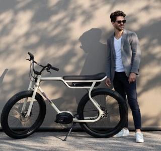 BIGGIE: en plus d'avoir du style, ce vélo électrique premium porte bien son nom