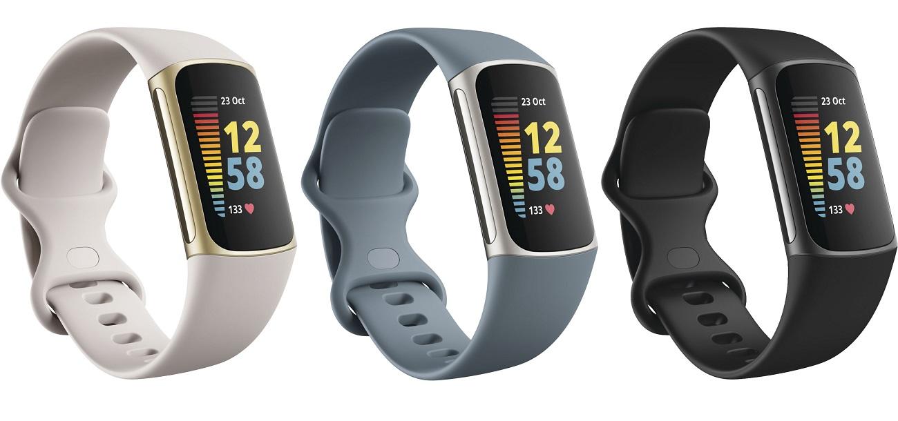 Fitbit Charge 5 : le bracelet aurait droit à un design bien plus élégant