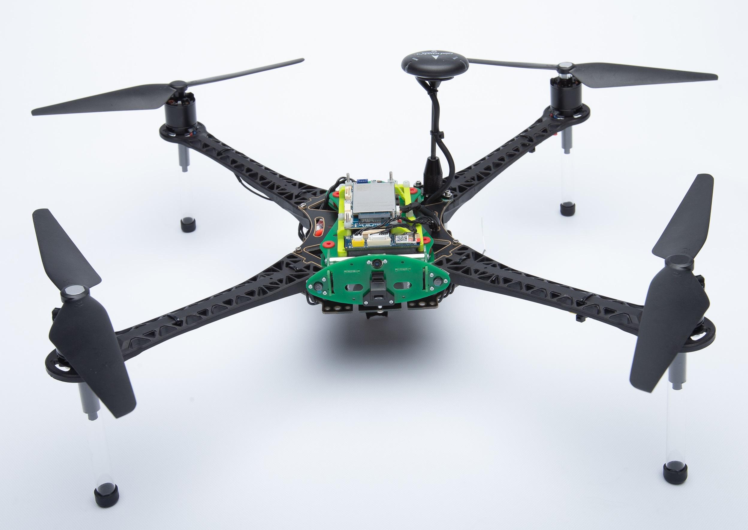 Drones : Qualcomm place ses pions pour des drones intelligents et compatibles 5G