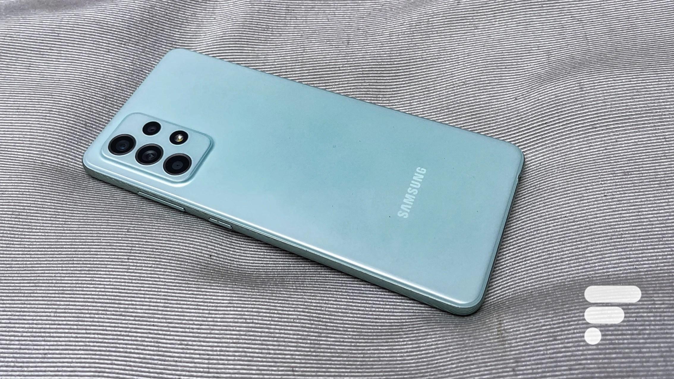 Le prix du nouveau Samsung Galaxy A52s 5G est déjà en chute libre