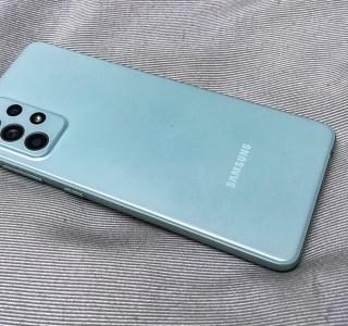 Samsung Galaxy A52s 5G : le prix de ce smartphone est déjà en chute libre